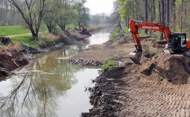 Renaturierung von Flüssen
