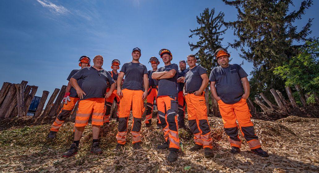 Baumpflege und Forstarbeiten in Karlsruhe